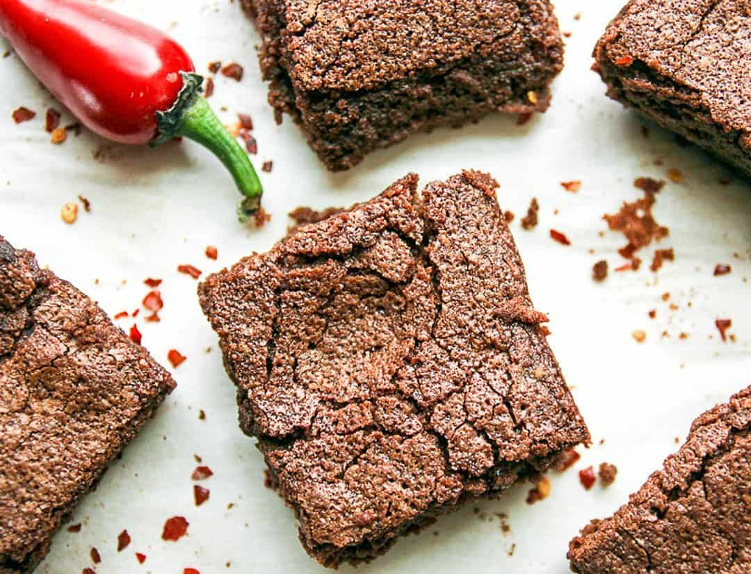 Chocolate Only Brownies